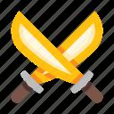 weapon, swords, steel, arms, machete, sword, blade