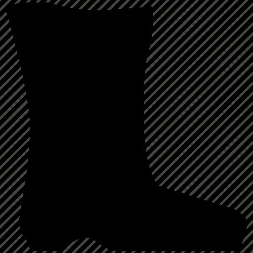 boot, fashion, footwear, woman icon