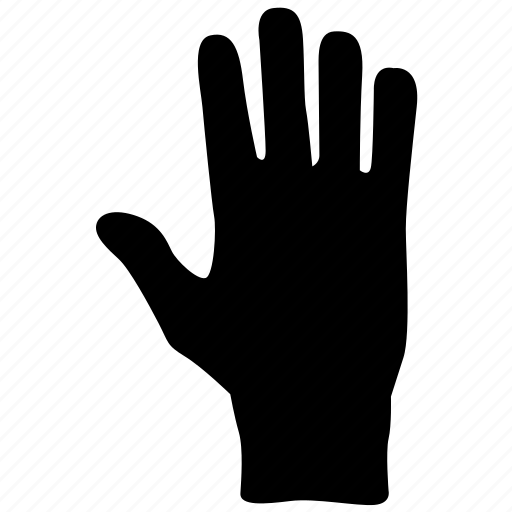 accessories, clothes, gesture, gloves, hand, touch icon