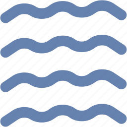 lake, moisture, river, sea, tide, water, water waves icon