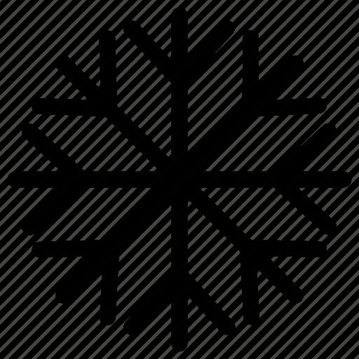 cold, crystal, season, snow, snowflake, winter icon