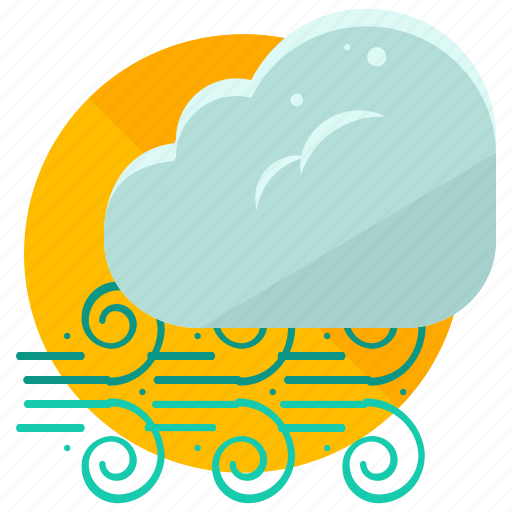 cloud, hurricane, strength, weather, wind icon