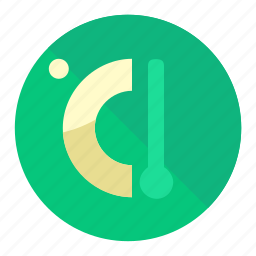 celcius, heat, temperature, thermometer, weather icon