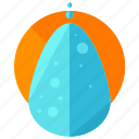 drop, rain, water, waterdrop, weather icon