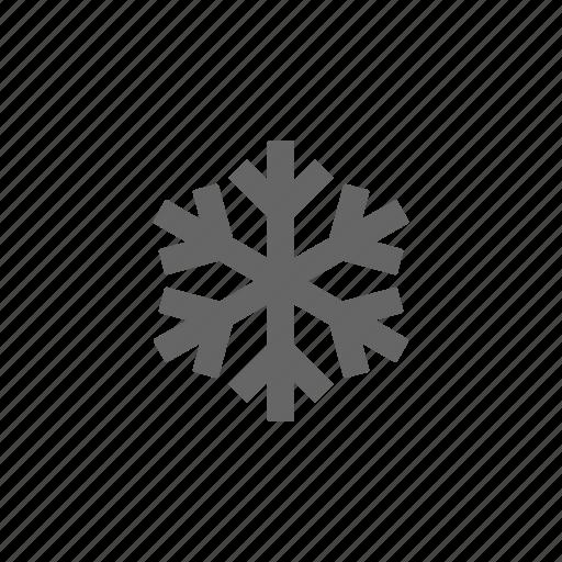 blizzard, cold, ski, skiing, snow, snowflake, weather icon
