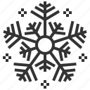 weather, forecast, information, sign, snowflake