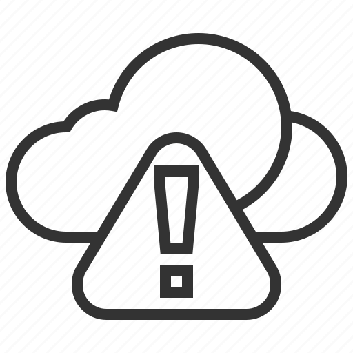 cloud, forecast, information, sign, weather icon