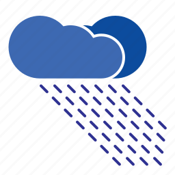 cloud, clouds, cloudy, forecast, humid, rain, rainy, weather icon