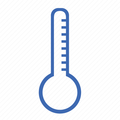 cold, cool, forecast, temperature, thermometer, weather icon
