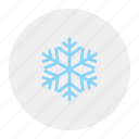 flake, snowflake, snows, snowy icon