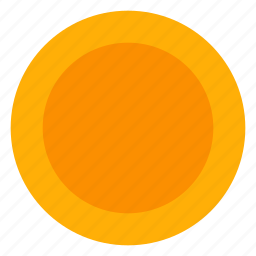 climate, hot, sun, warm, weather icon