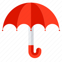 climate, protection, security, umbrella, weather icon
