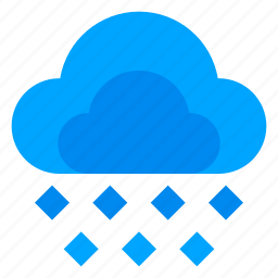 climate, cloud, ice, snow, weather icon