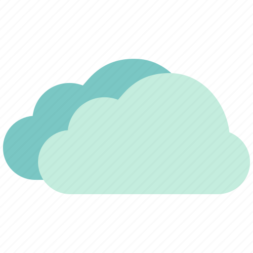 air, atmosphere, cloud, cloudy, overcast, sky, weather icon