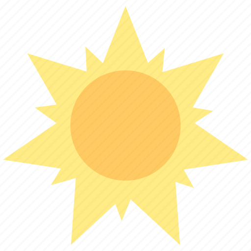 air, atmosphere, sky, sol, sun, sunny, weather icon
