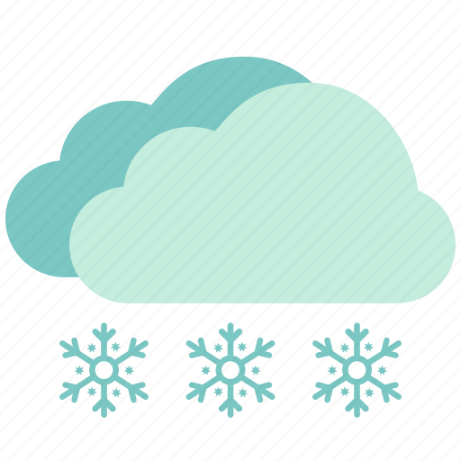 air, atmosphere, crystal, sky, snow, snow fall, weather icon