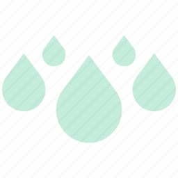 air, atmosphere, rain, rain fall, sky, water, weather icon