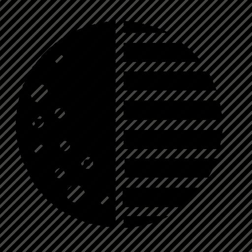 forecast, moon, phase, quarter icon