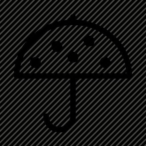 insurance, protection, rain, umbrella, weather icon