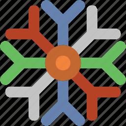 christmas, cold, decoration, snow, snowflake, snowflake winter, winter icon