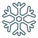 cold, freeze, frozen, ice, snow, snowflake, winter icon