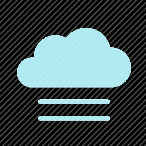 cloud, cloudy, fog, foggy, forecast, weather icon