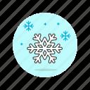 blizzard, snow, weather, cold, snowflake, winter, white
