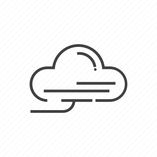 cloud, cloudy, dark, weather icon