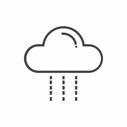 Cloud, rain, weather, wind icon - Download on Iconfinder