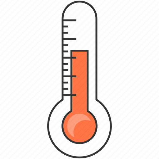 forecast, healthcare, medical, temperature, thermometer icon