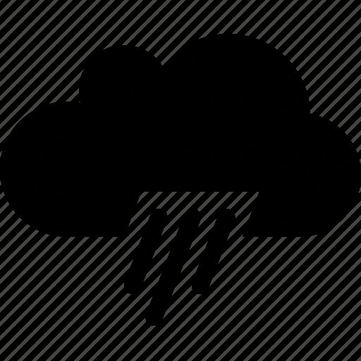 cloudy, rain, rainy, storm icon