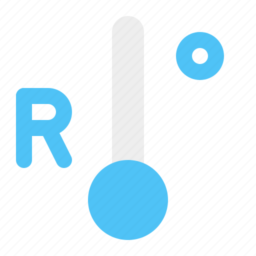 cold, reamur, temperature, weather icon