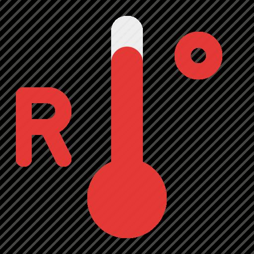 hot, reamur, temperature, weather icon