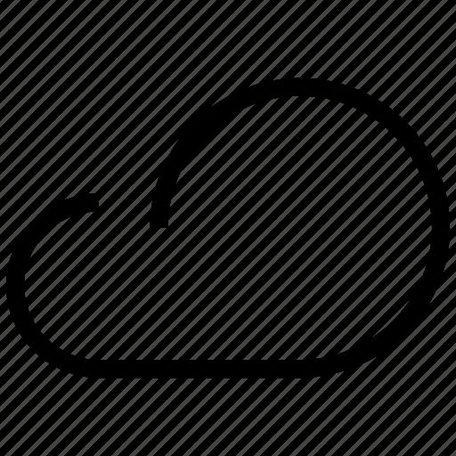 business, cloud, data, forecast, internet, sky, storage, synoptic, weather, weather forecaster icon