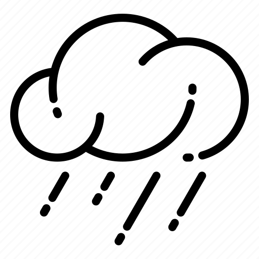 rain, season, summer, temperature, weather, winter icon