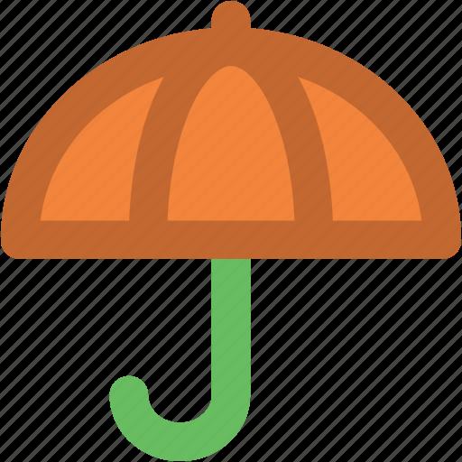 canopy, parasol, rain protection, rain shade, sunshade, umbrella icon