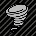 hurricane, storm, tornado, weather icon