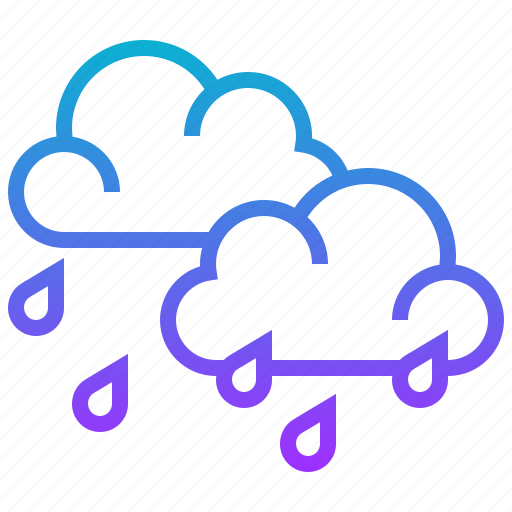 Climate, cloud, forecast, rain, season, weather icon - Download on Iconfinder