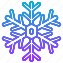 cold, cool, season, snow, snowflake, weather icon
