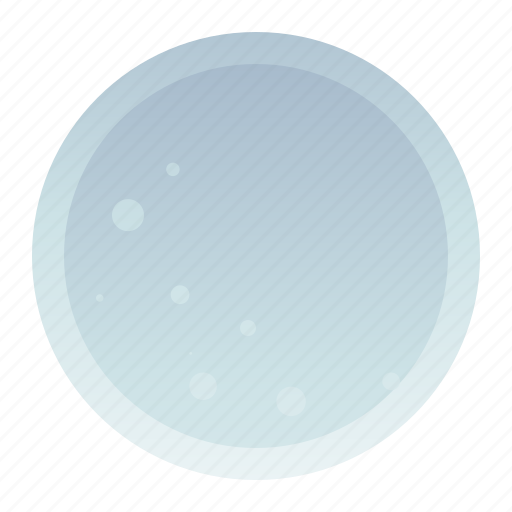 Forecast, full, moon, phase, weather icon - Download on Iconfinder