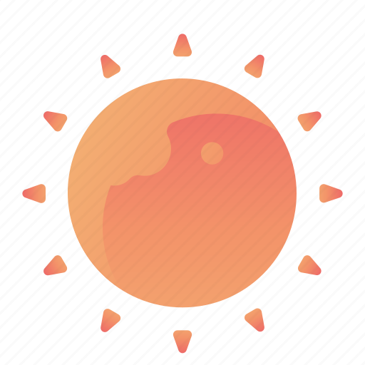 Forecast, heat, sun, sunny, weather icon - Download on Iconfinder