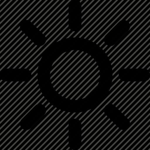 chromosphere, photosphere, solar, sun, sunny, sunshine icon