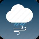 cloud, cloudwindrainy, dark, rain, sky, weather, wind