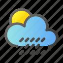 climate, cloud, condition, forecast, rain, weather