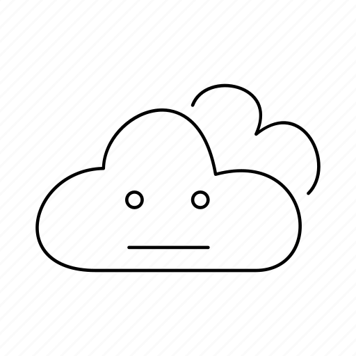 cloud, cloudy, forecast, rainy, weather icon