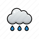 cloud, day, drizzle, environment, night, sky, weather