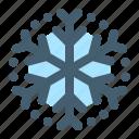 weather, snow, snowflake, winter, freeze