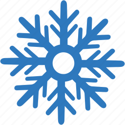cold, freeze, ice, snowflake, weather, winter icon