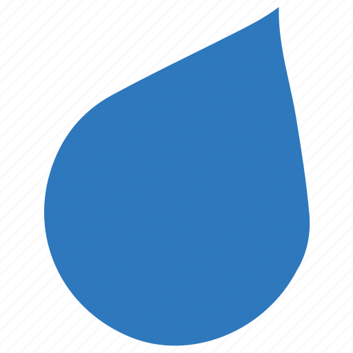 drop, humidity, water, wet icon