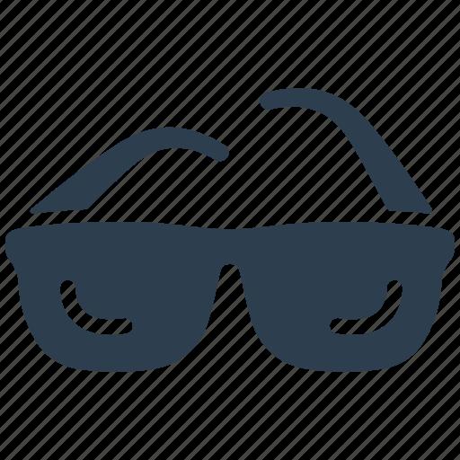 glasses, heat, hot, summer, sun, sunglasses, weather icon
